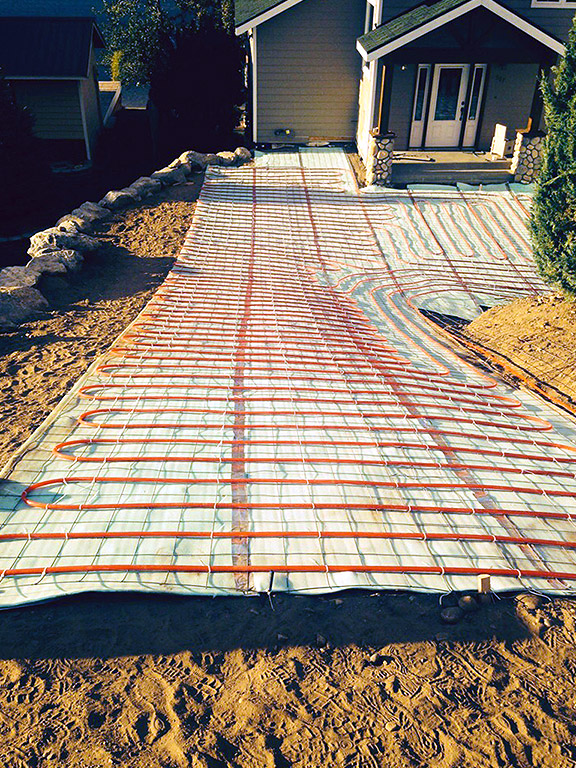 Hydronic Radiant Heating Custom Radiant